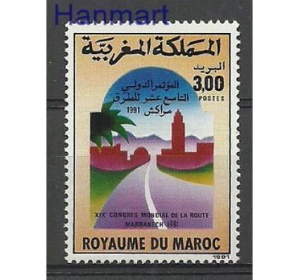 Znaczek Maroko 1991 Mi 1196 Czyste **