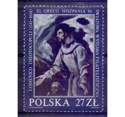 Znaczek Polska 1984 Mi 2912 Fi 2764 Czyste **