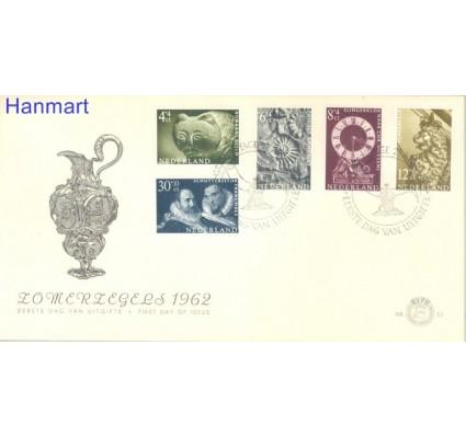 Znaczek Holandia 1962 Mi 774-778 FDC