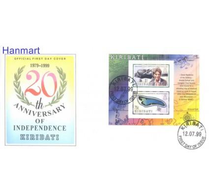 Znaczek Kiribati 1999 Mi bl40 FDC