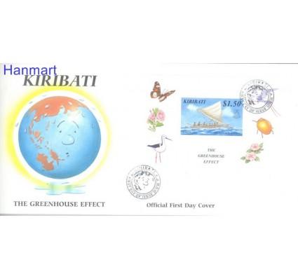 Znaczek Kiribati 1998 Mi bl37 FDC