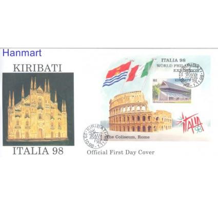 Znaczek Kiribati 1998 Mi bl36 FDC