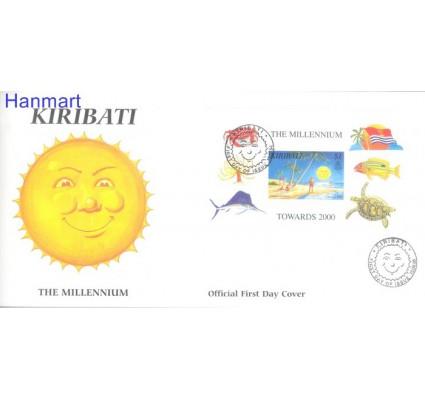 Znaczek Kiribati 1998 Mi bl25 FDC
