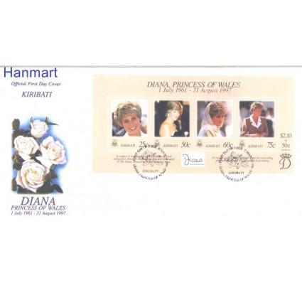 Znaczek Kiribati 1998 Mi bl34 FDC