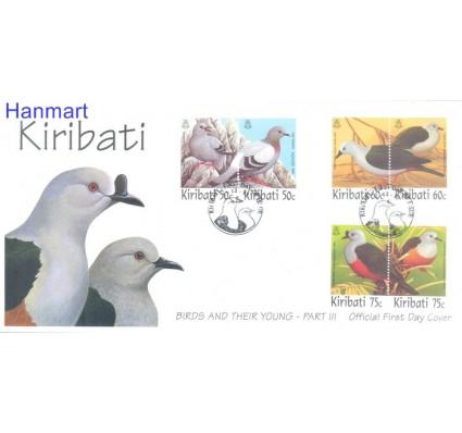 Znaczek Kiribati 1997 Mi par761-766 FDC