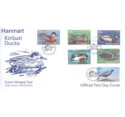 Znaczek Kiribati 2001 Mi 839-844 FDC