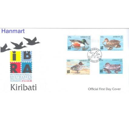 Znaczek Kiribati 1999 Mi 796-799 FDC