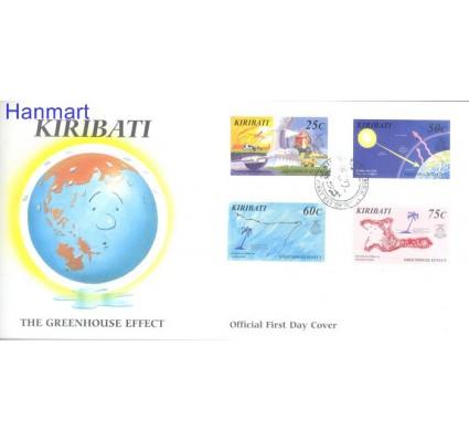 Znaczek Kiribati 1998 Mi 790-793 FDC
