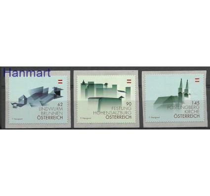 Znaczek Austria 2013 Mi 3090-3092y Czyste **