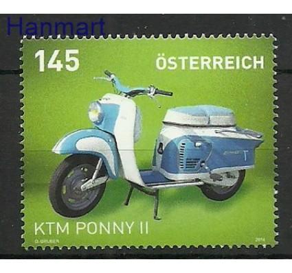 Znaczek Austria 2014 Mi 3117 Czyste **