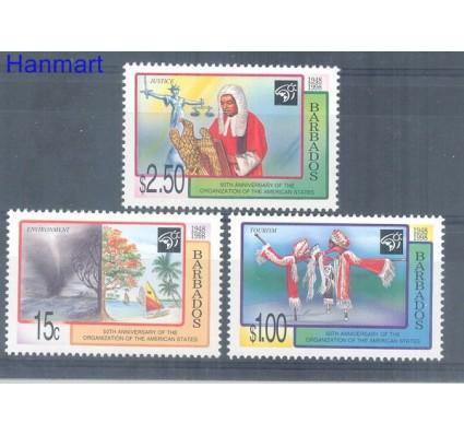 Znaczek Barbados 1998 Mi 940-942 Czyste **