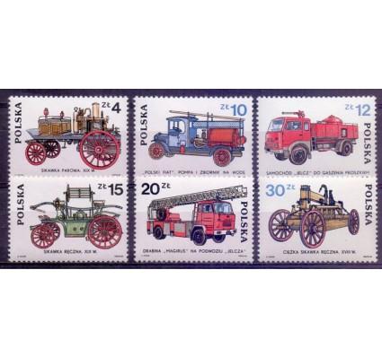 Polska 1985 Mi 2961-2966 Fi 2813-2818 Czyste **