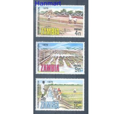 Znaczek Zambia 1975 Mi 159-161 Czyste **