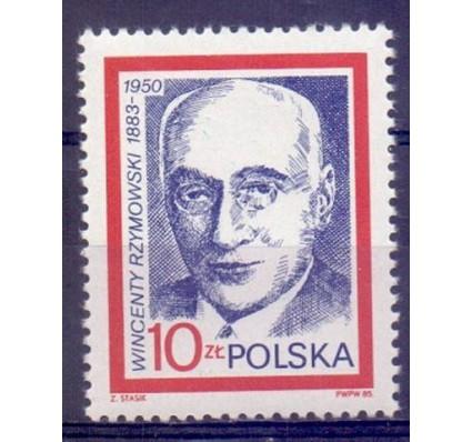 Znaczek Polska 1985 Mi 2968 Fi 2820 Czyste **