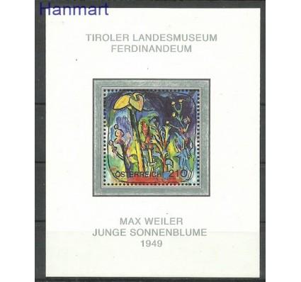 Znaczek Austria 2004 Mi bl 26 Czyste **