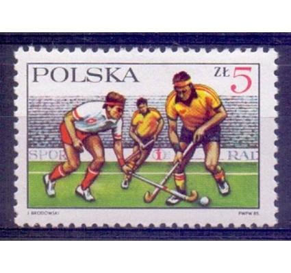 Polska 1985 Mi 2990 Fi 2842 Czyste **