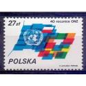 Polska 1985 Mi 3004 Fi 2856 Czyste **