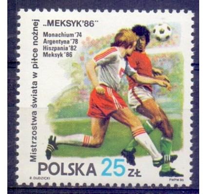 Znaczek Polska 1986 Mi 3028 Fi 2880 Czyste **
