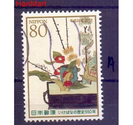 Znaczek Japonia 2012 Mi mpl5974a Stemplowane