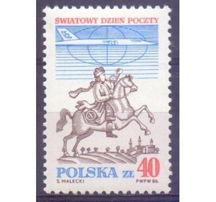 Znaczek Polska 1986 Mi 3051 Fi 2903 Czyste **