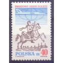 Polska 1986 Mi 3051 Fi 2903 Czyste **