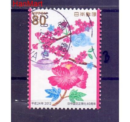 Znaczek Japonia 2012 Mi mpl6104b Stemplowane
