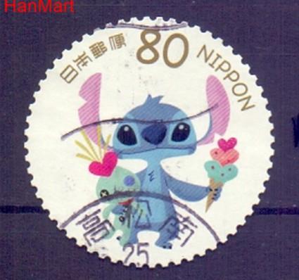 Znaczek Japonia 2012 Mi mpl6230a Stemplowane