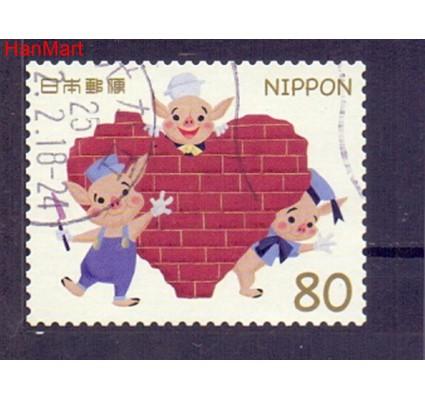 Znaczek Japonia 2012 Mi mpl6231b Stemplowane