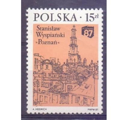 Znaczek Polska 1987 Mi 3105 Fi 2957 Czyste **