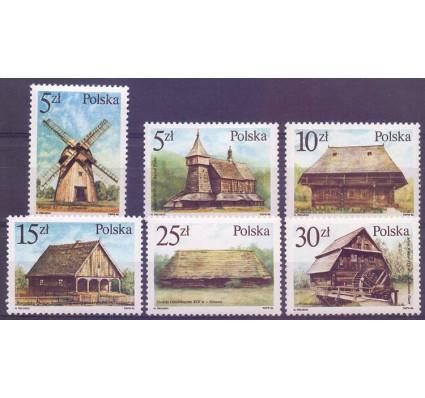 Znaczek Polska 1986 Mi 3060-3065 Fi 2912-2917 Czyste **