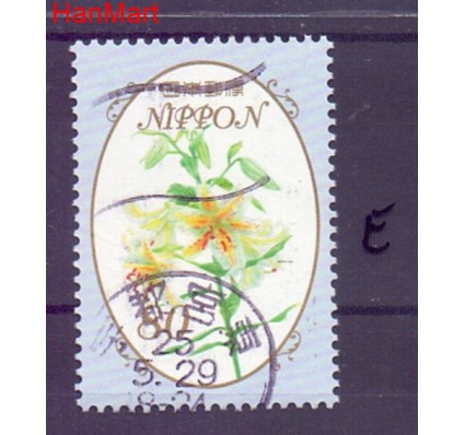 Znaczek Japonia 2013 Mi mpl6359e Stemplowane