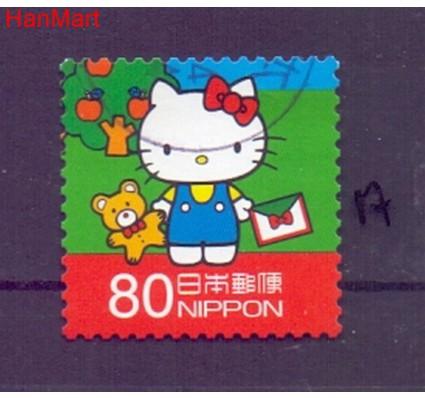 Znaczek Japonia 2013 Mi mpl6416a Stemplowane