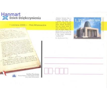 Znaczek Polska 2008 Fi Cp 1464 Całostka pocztowa