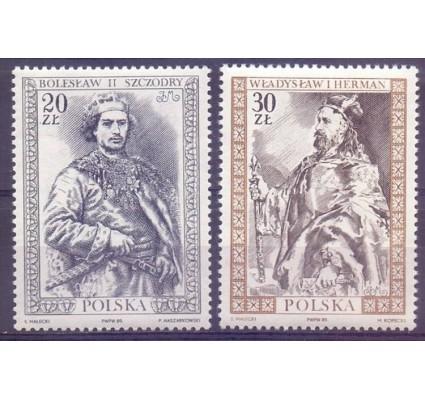 Polska 1989 Mi 3227-3228 Fi 3079-3080 Czyste **