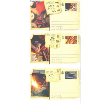 Znaczek Polska 2009 Fi Cp 1493-1495 Całostka pocztowa