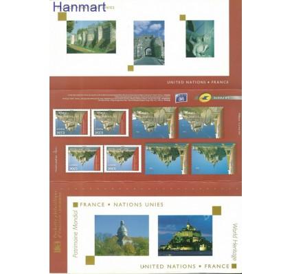 Znaczek Francja 2006 Mi 4098-4099+UNG543-544 Czyste **