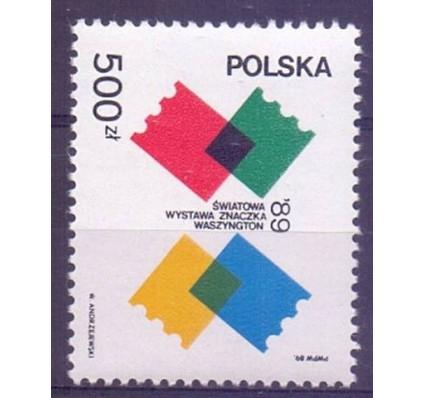 Polska 1989 Mi 3229 Fi 3081B Czyste **