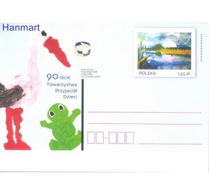 Znaczek Polska 2009 Fi Cp 1499 Całostka pocztowa