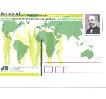 Znaczek Polska 2009 Fi Cp 1503 Całostka pocztowa