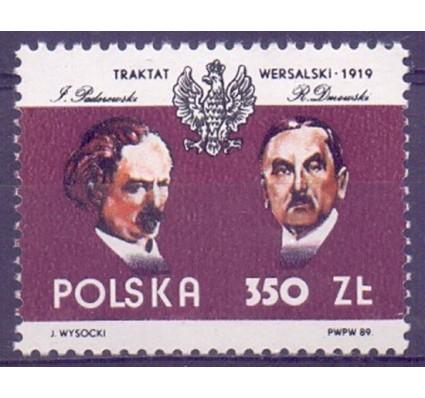 Polska 1989 Mi 3231 Fi 3083 Czyste **