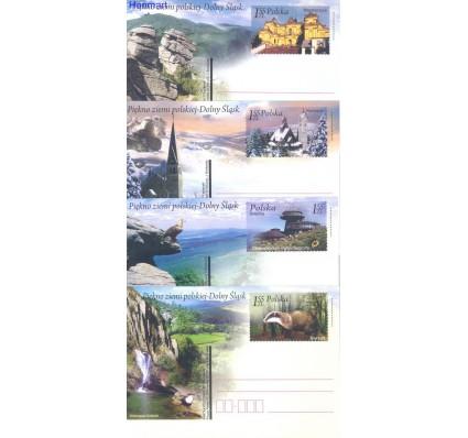 Znaczek Polska 2009 Fi Cp 1509-1512 Całostka pocztowa