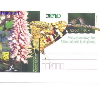 Znaczek Polska 2010 Fi Cp 1545 Całostka pocztowa