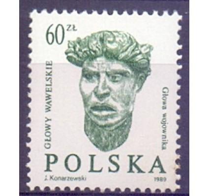 Polska 1989 Mi 3236 Fi 3088 Czyste **