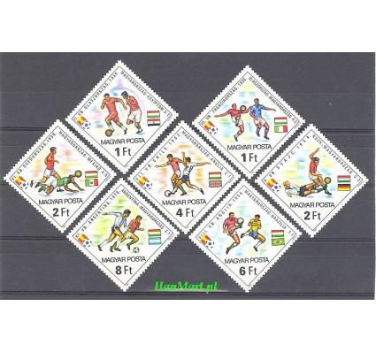 Węgry 1982 Mi 3538-3544 Czyste **