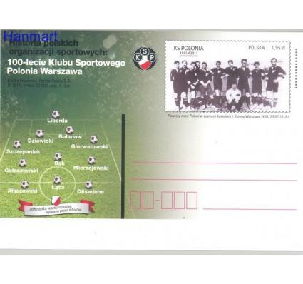 Znaczek Polska 2011 Fi Cp 1583 Całostka pocztowa
