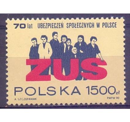 Znaczek Polska 1990 Mi 3271 Fi 3123 Czyste **