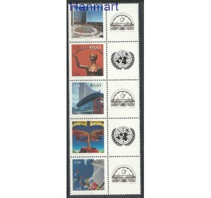 Znaczek Narody Zjednoczone Wiedeń 2009 Mi funzf592-596a Czyste **