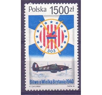Polska 1990 Mi 3301 Fi 3153 Czyste **