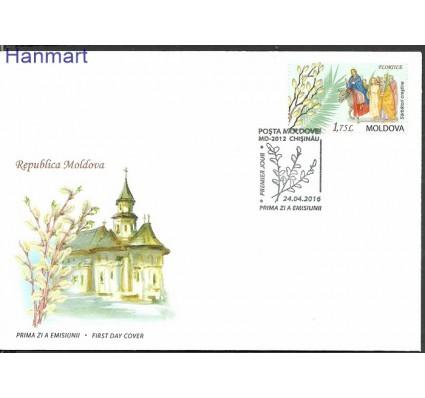 Znaczek Mołdawia 2016 Mi 957 FDC