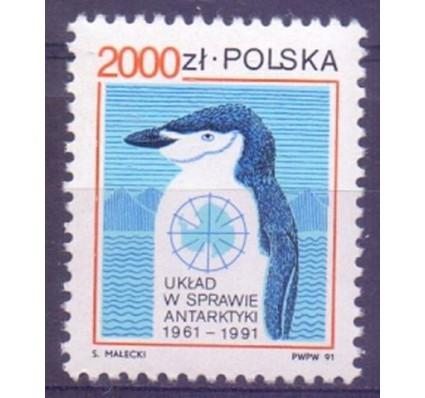 Znaczek Polska 1991 Mi 3336 Fi 3188 Czyste **